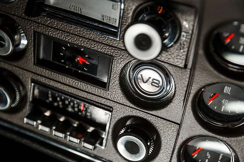 ford falcon xw gtho phase i dash 2