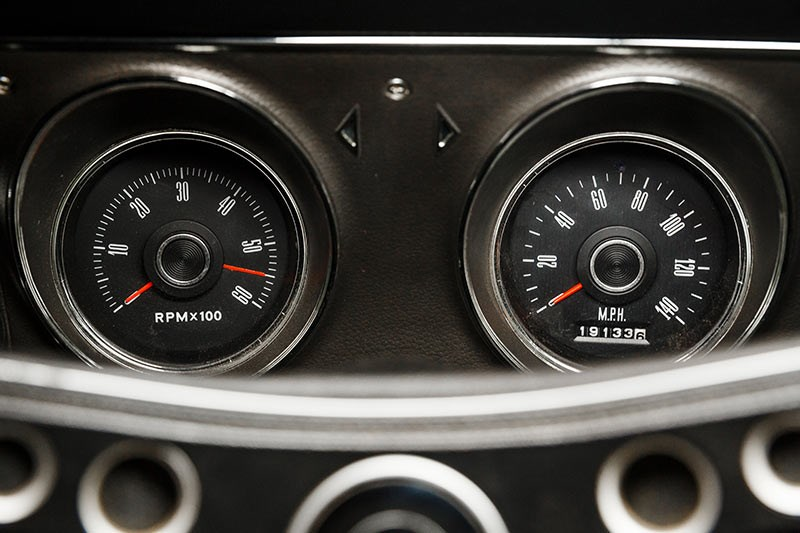ford falcon xw gtho phase i gauges