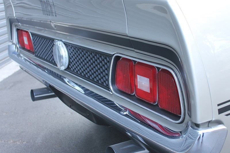 ford mustang mach1 tail lights