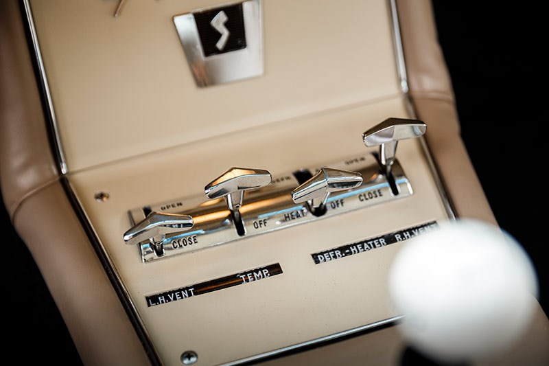 studebaker avanti switches 2