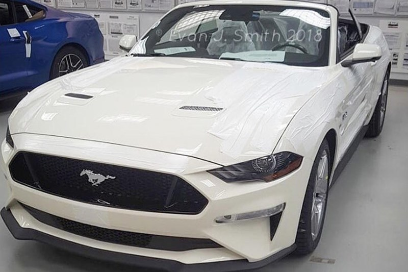 ten millionth mustang Factory complete