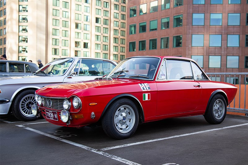 Cars Coffee Alfa romeo giulia