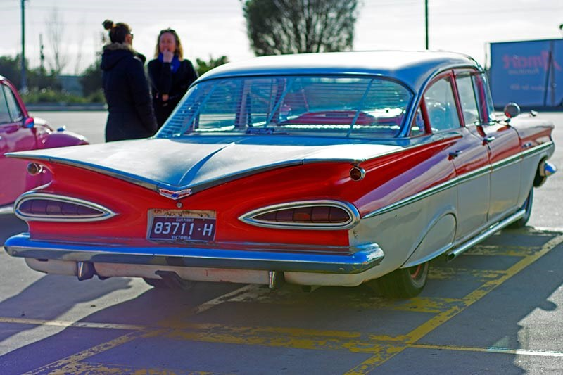 chev bel air 2 rear 2