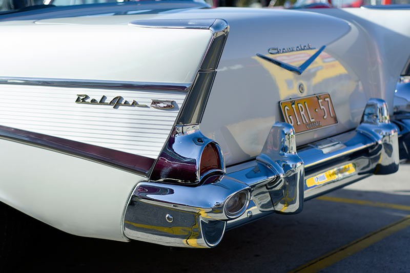 chev bel air rear 2