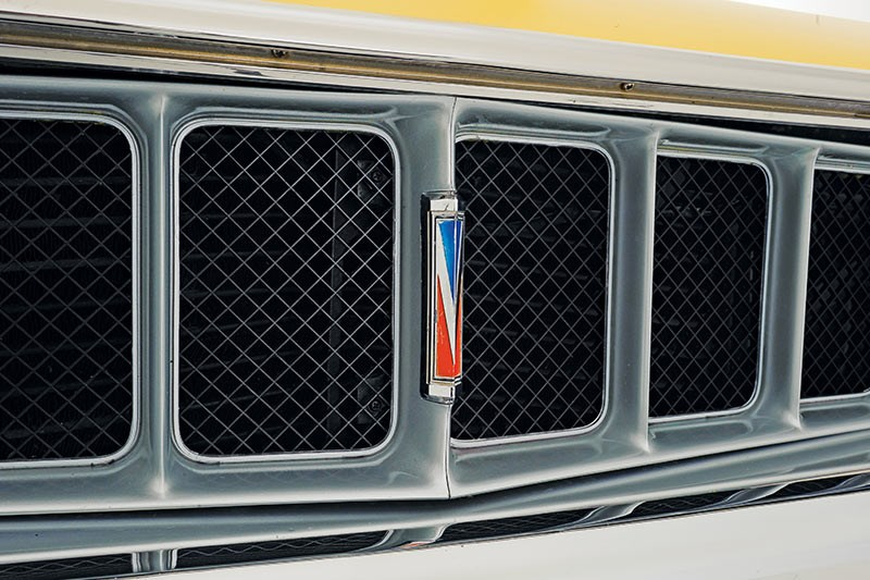 chrysler valiant grille