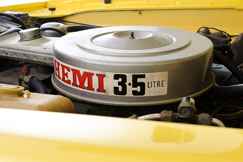 chrysler valiant hemi engine 2