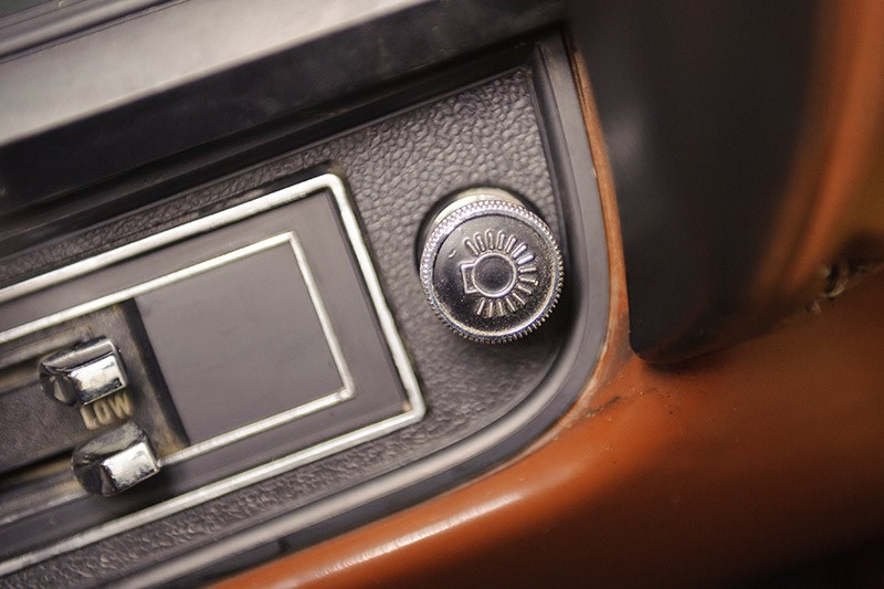 chrysler valiant light switch