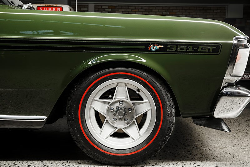 ford falcon xy gtho phase iii wheel
