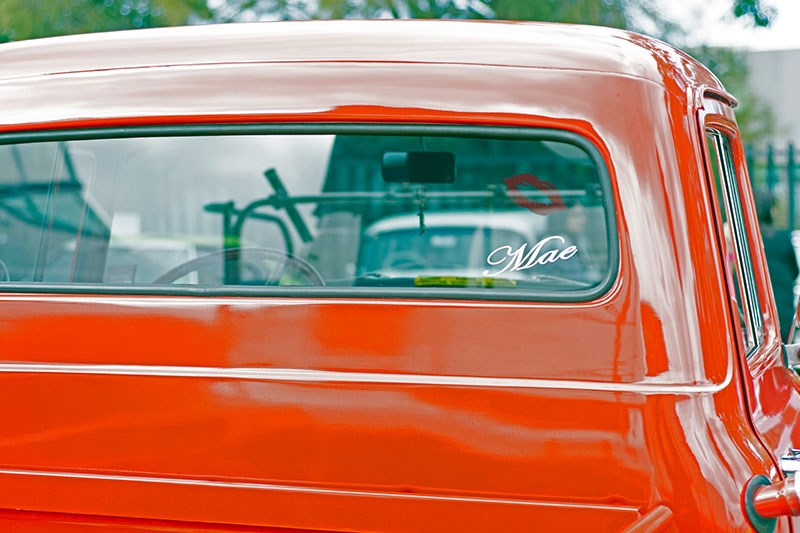 ford pickup rear window