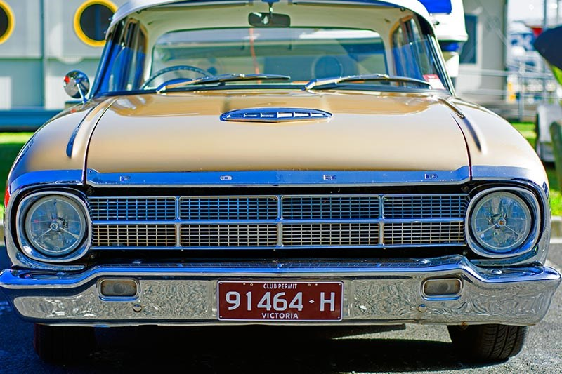 ford xm falcon front
