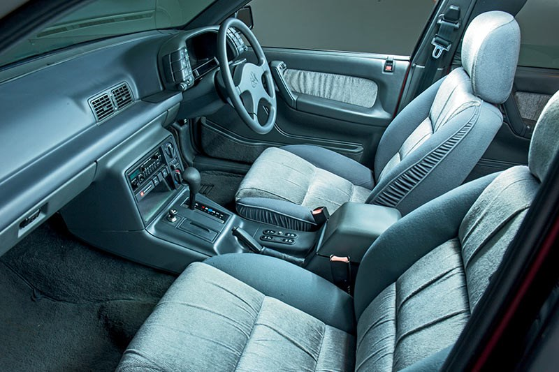 vn commodore interior