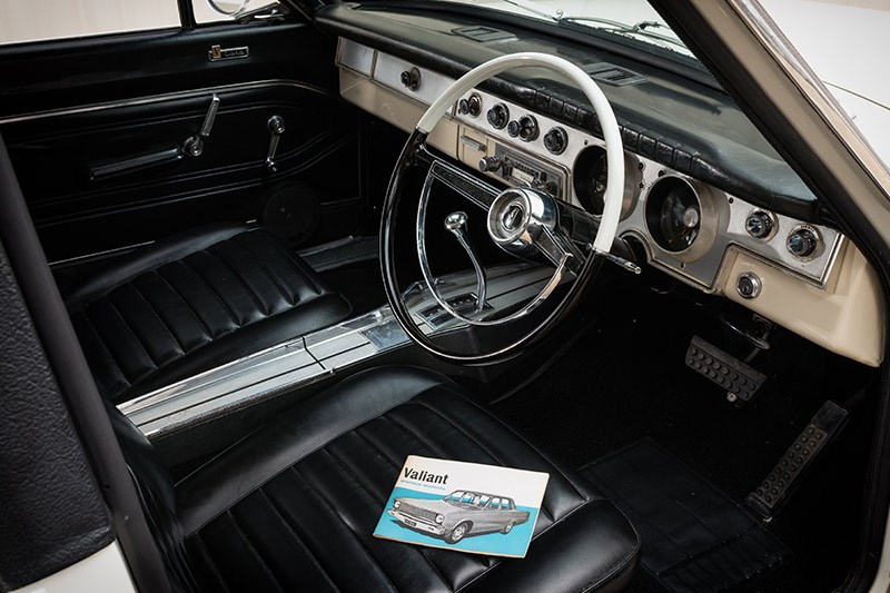 chrysler valiant regal interior