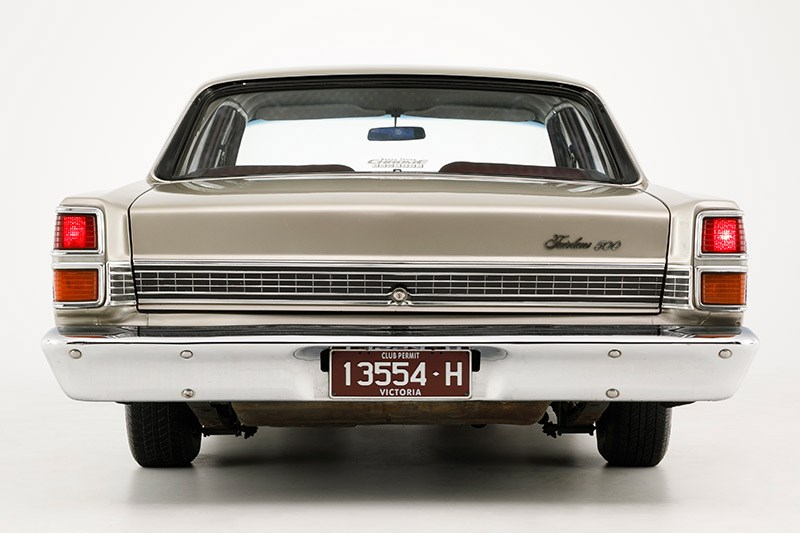 ford fairlane 500 zd rear 3