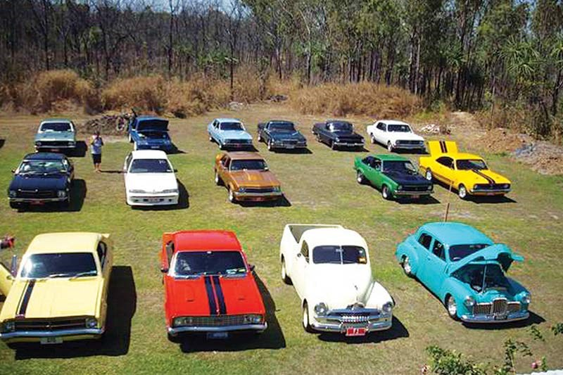 holden car club 5