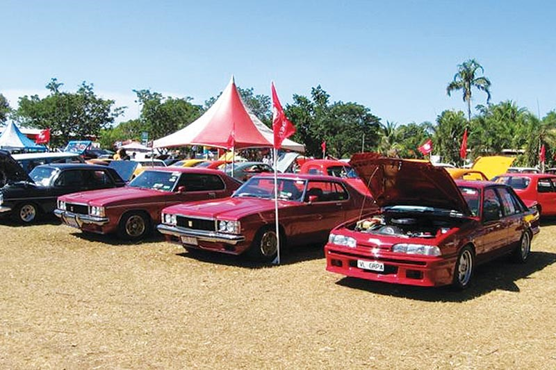 holden car club