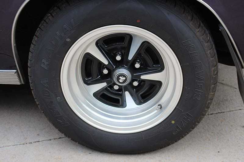 holden hq monaro wheel