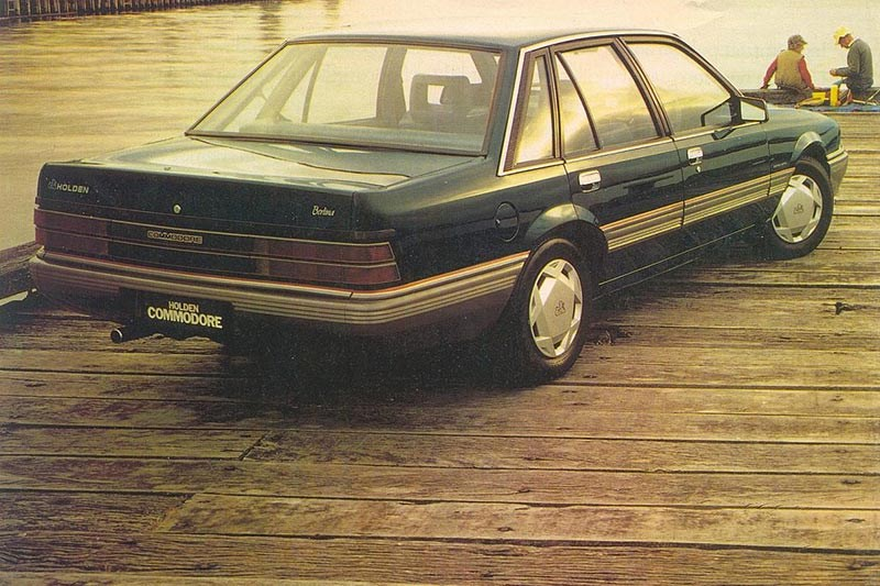 holden vl commodore berlina