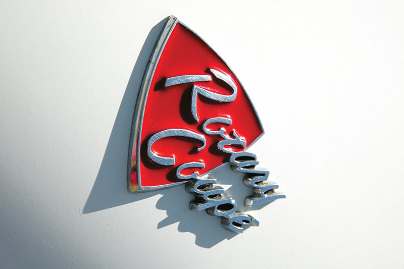 rotary coupe badge