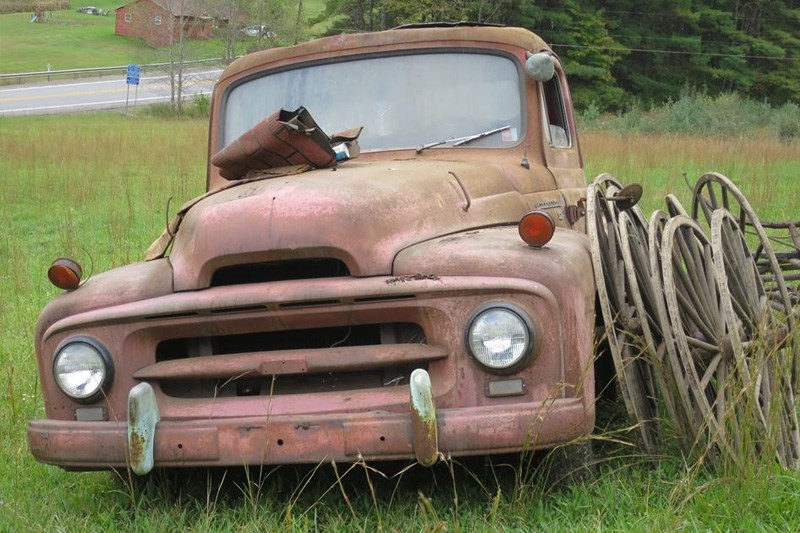 Barn Find Friday F Truck