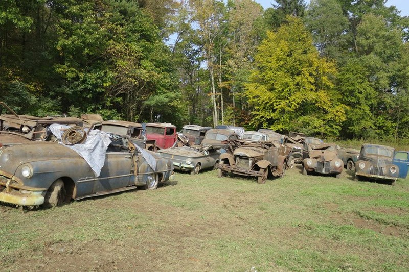 Barn Find Friday group