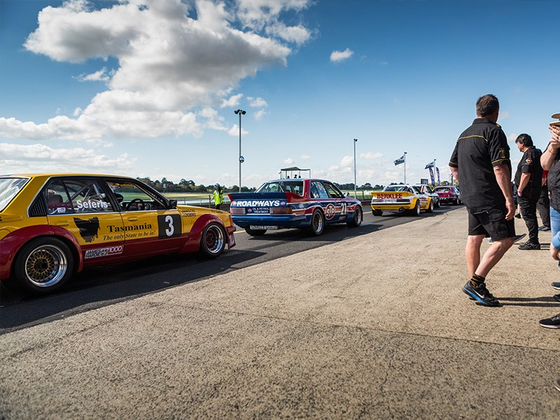 VHRR Sandown Historics DummyGrid