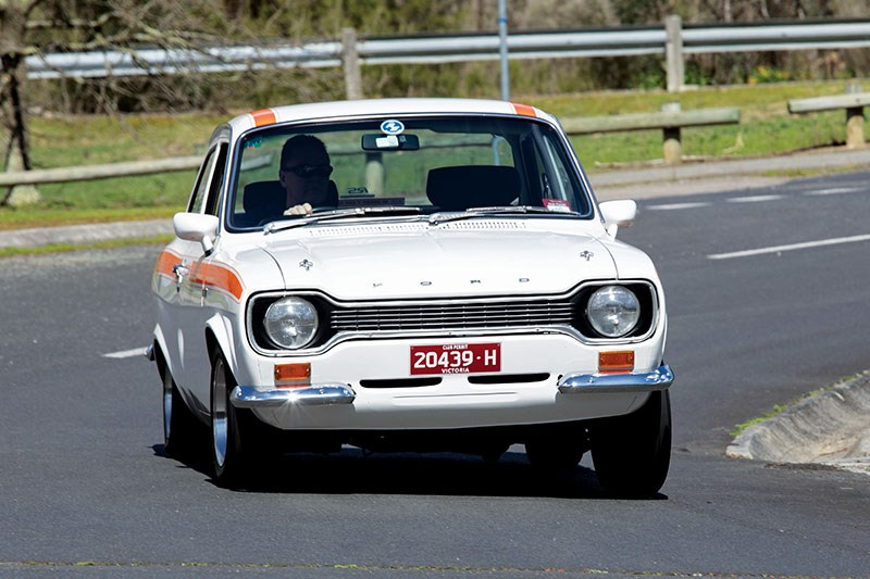 ford escort onroad