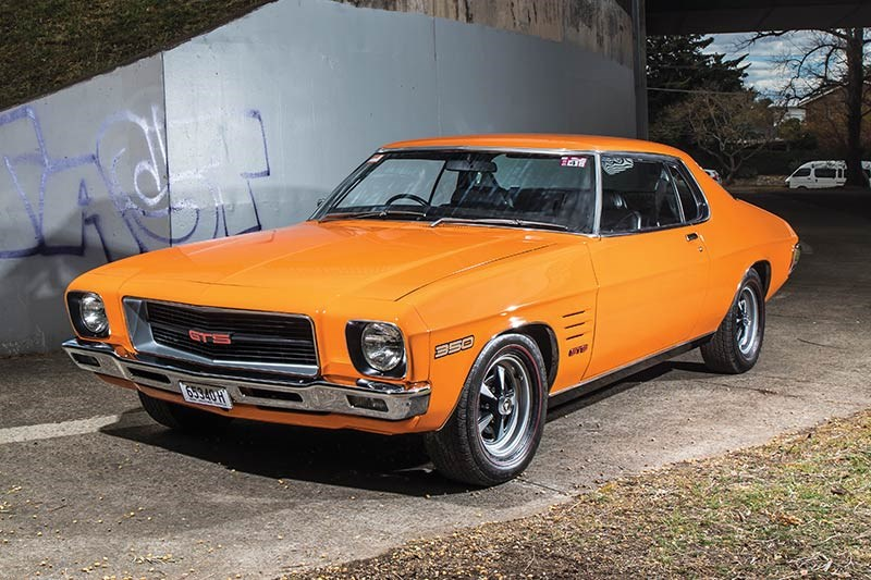 holden hq monaro 4