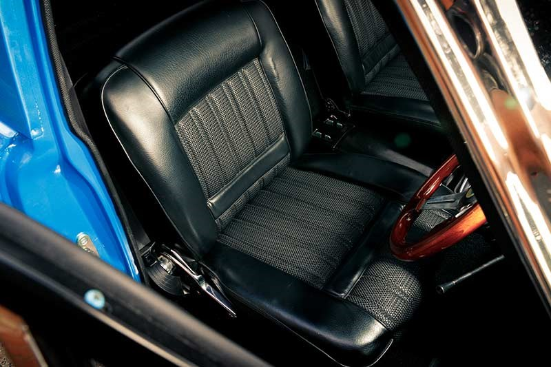 falcon xy ute interior