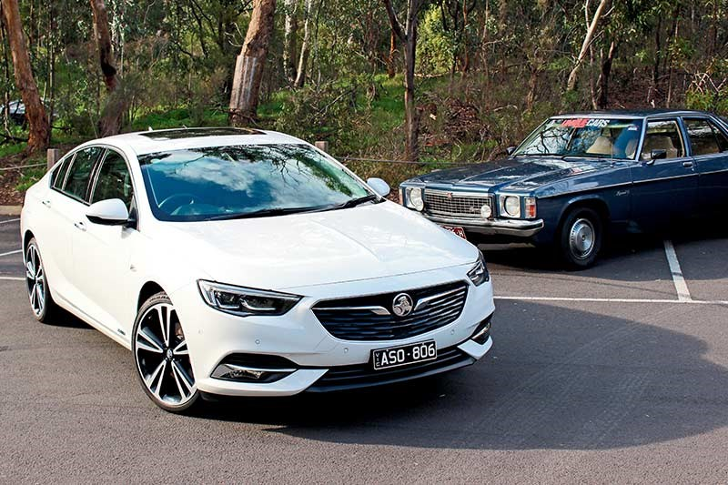 holden commodore zb 5