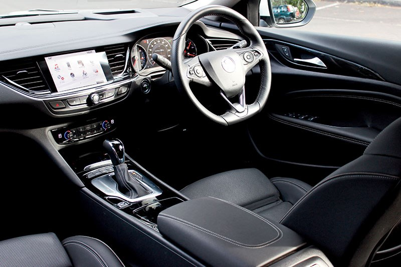 holden commodore zb interior