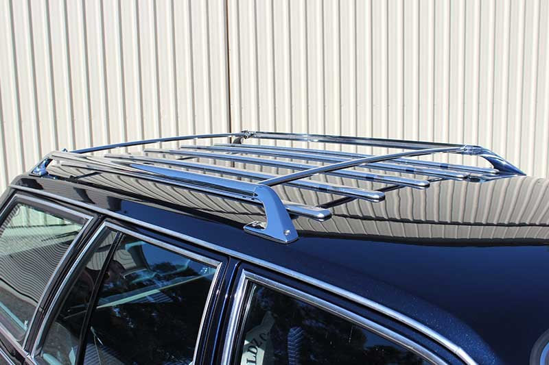 holden vh commodore roof racks