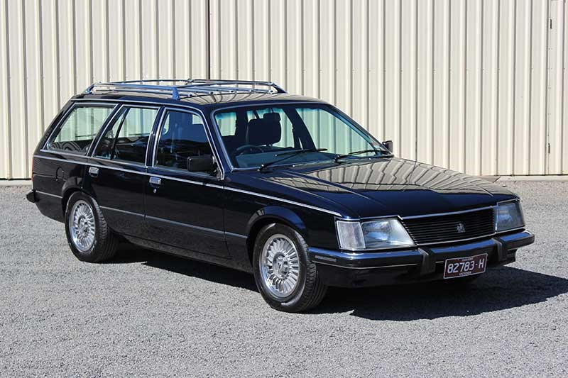 holden vh commodore wagon 1