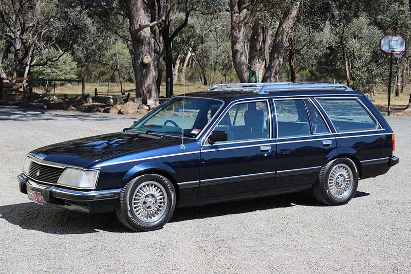 holden vh commodore wagon 3