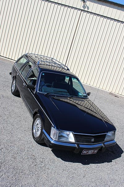 holden vh commodore wagon