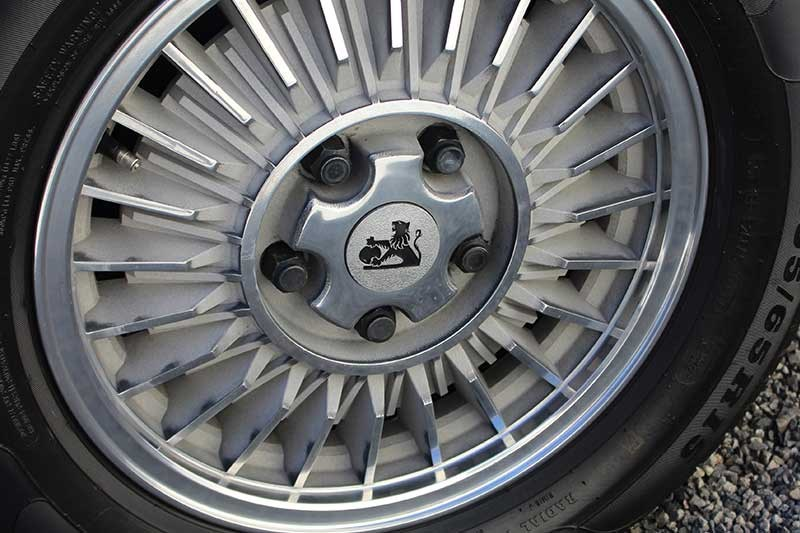 holden vh commodore wheel