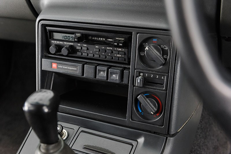 holden vn ss console