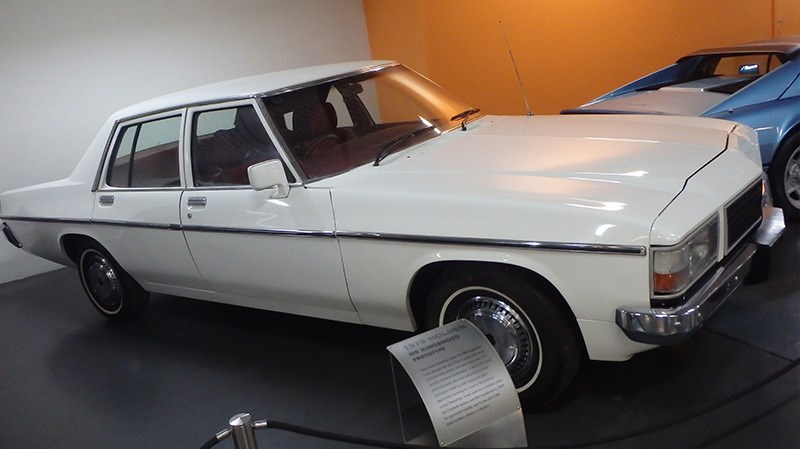 holden wb kingswood prototype