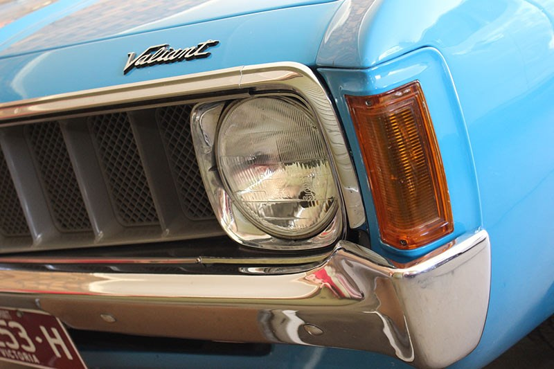 chrysler valiant charger headlight