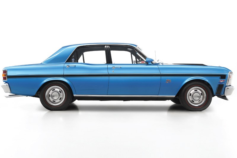 ford falcon market review