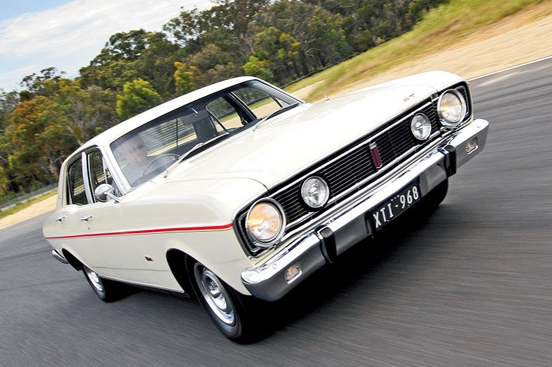 ford falcon onroad