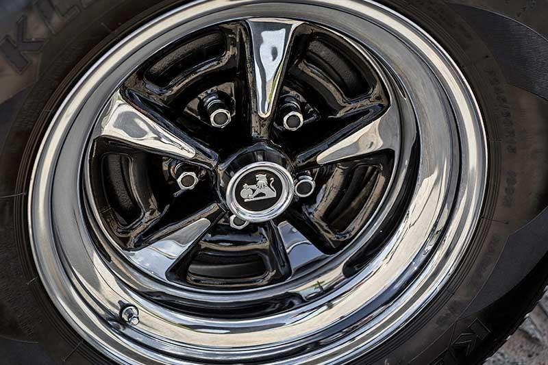 holden sandman wheel