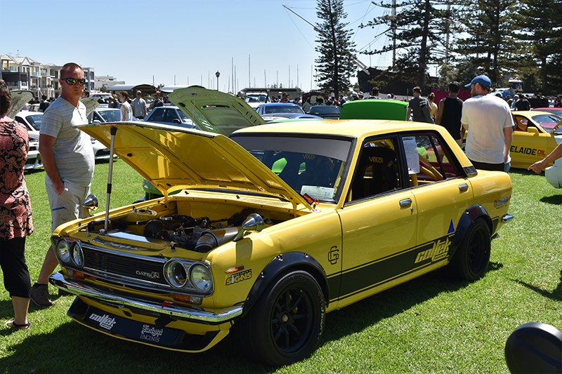 All Japan Day Datsun 510
