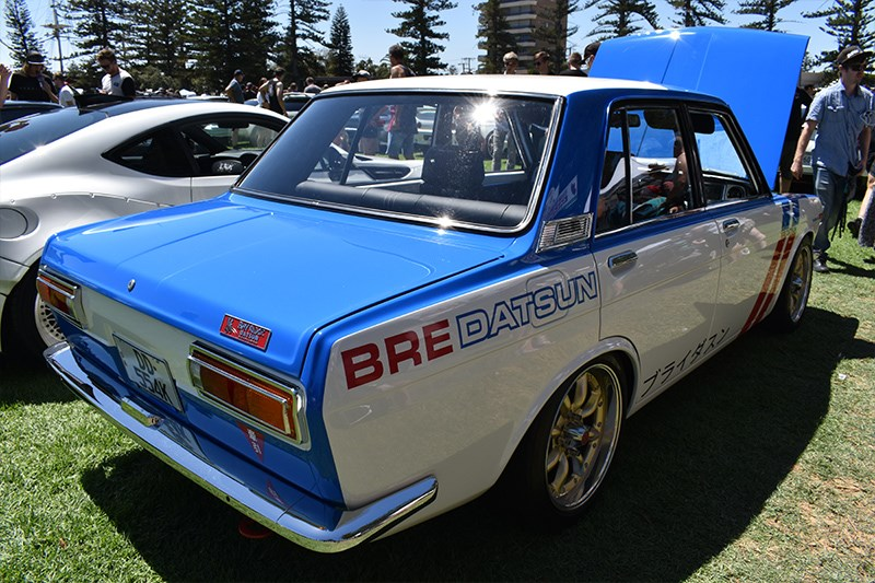 All Japan Day Datsun BRE