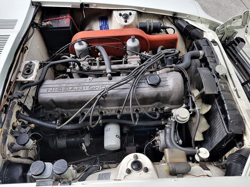 Australian-delivered and original Datsun 240Z found on eBay