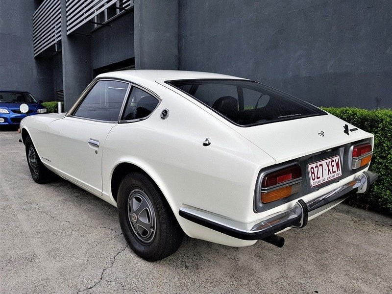 Australian-delivered and original Datsun 240Z found on eBay