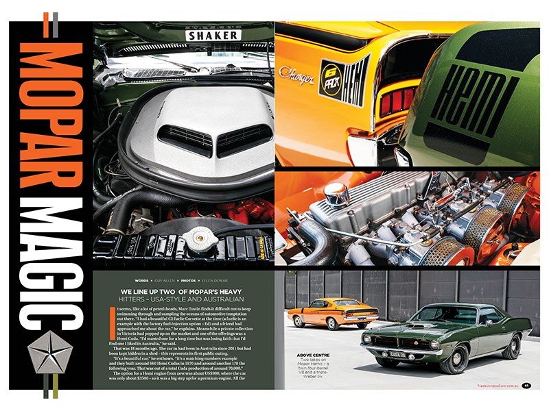 Issue 424 preview Mopar Magic