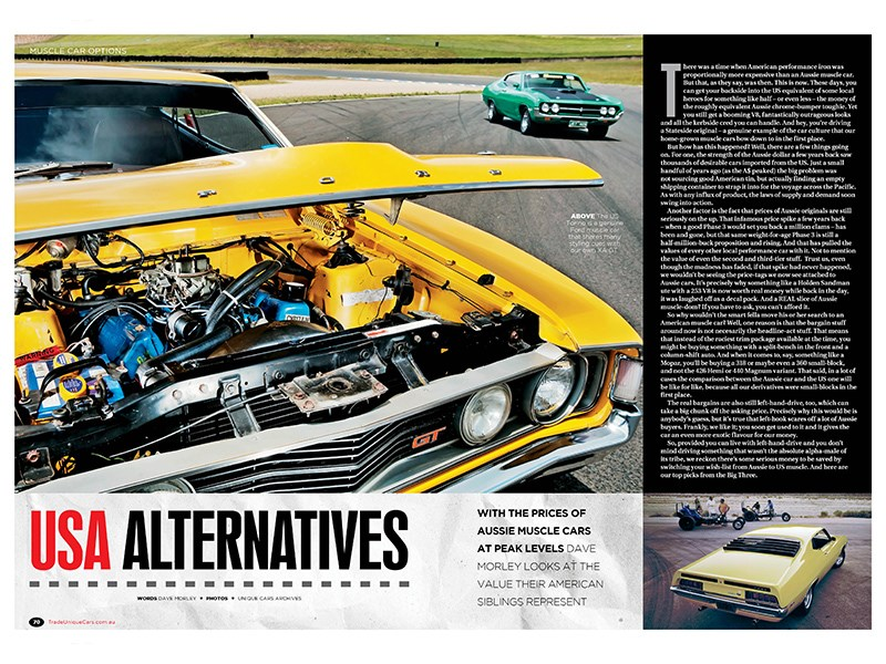 Issue 424 preview USA alternatives