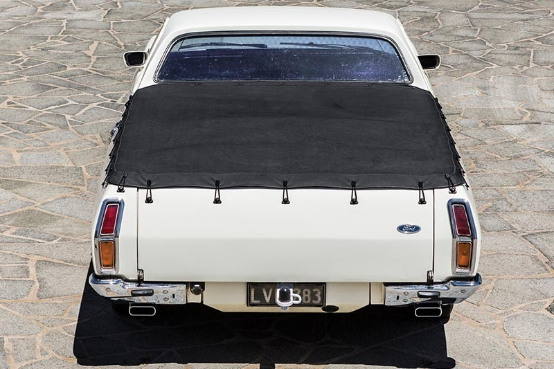 ford falcon ute rear