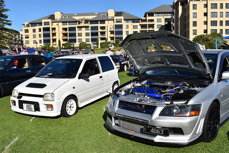 All Japan Day Evo micro