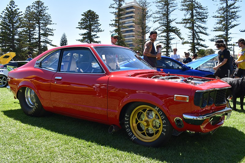 All Japan Day Mazda RX3